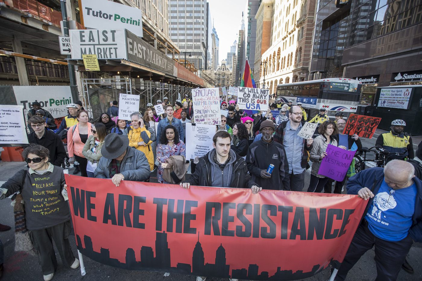 It's time for a general strike, because Trump treason demands a brave response | Will Bunch