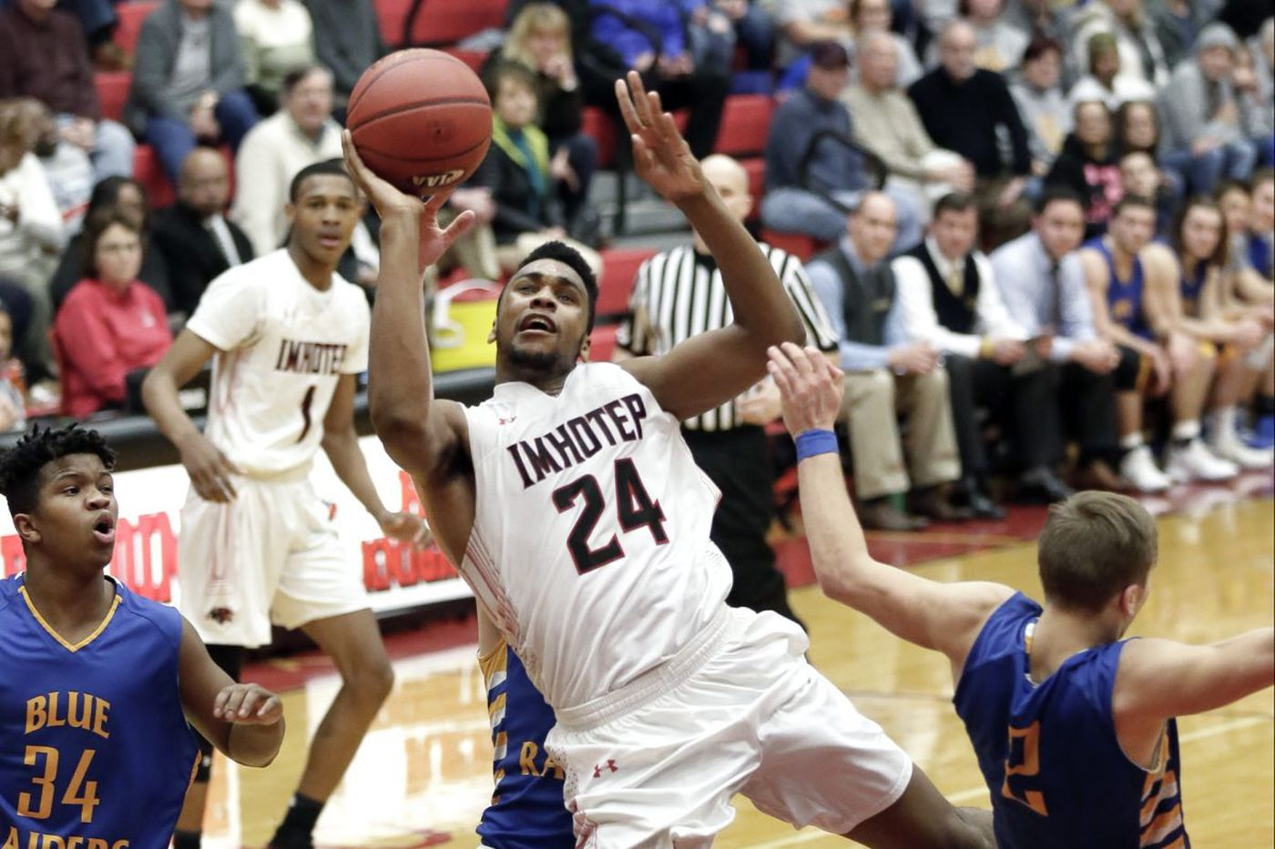 Pa. sportswriters' all-state boys' basketball teams announced
