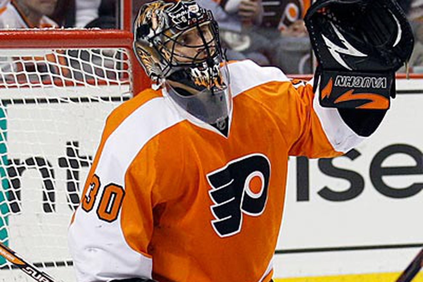 Bryzgalov's return encourages Flyers, despite loss