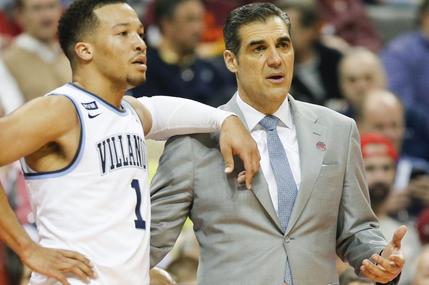 Villanova wins easily in first round of March Madness, avoids hard fate | Bob Ford