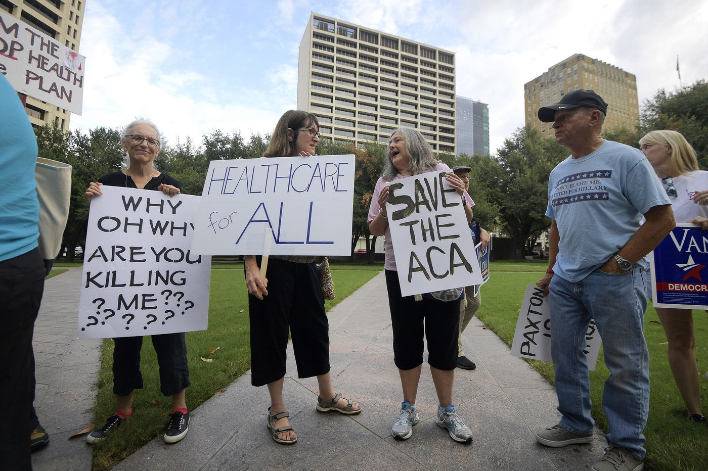 Americans' health care - and preexisting condition coverage - is again at risk l Opinion