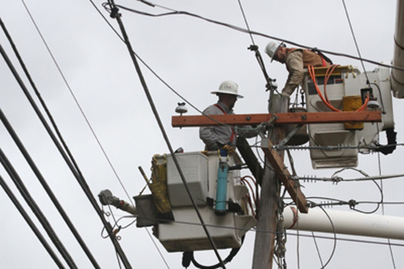 L. Merion, other Montco residents endure long wait for power
