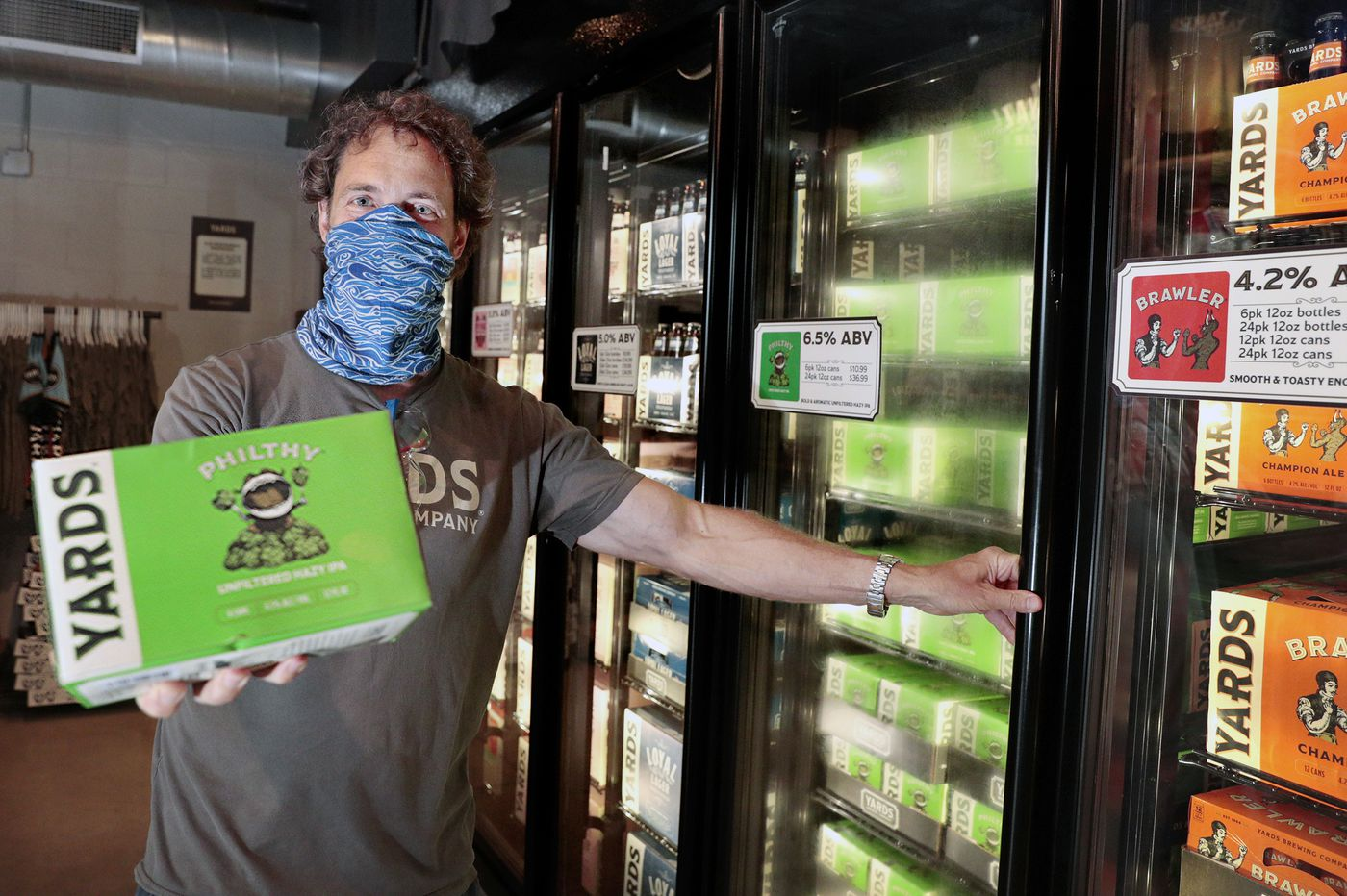 Philly craft breweries look to PPP and innovation to keep going in the pandemic