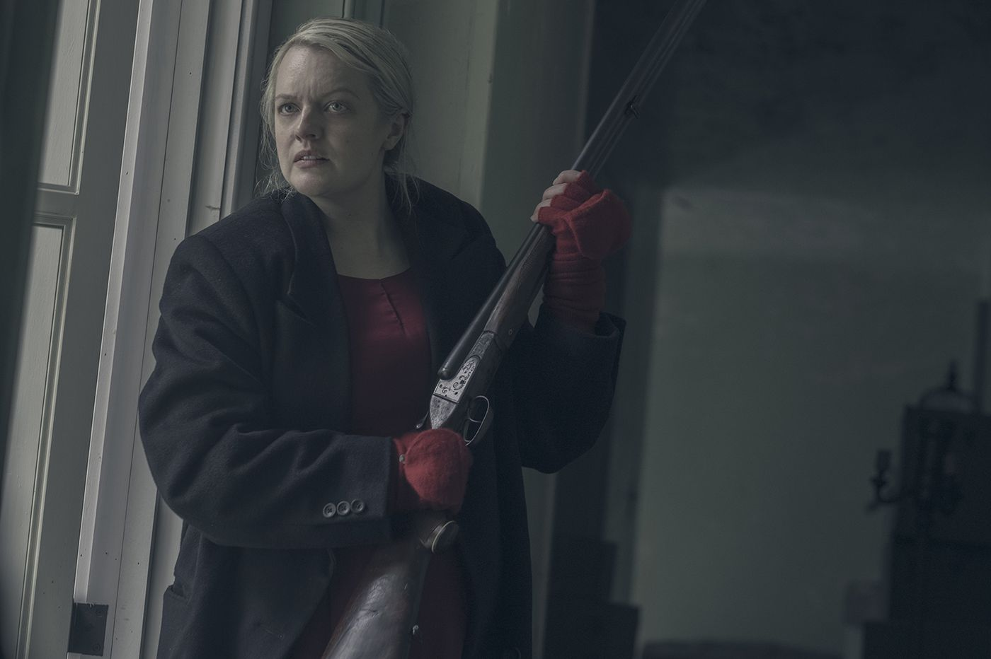 Hulu's 'Handmaid's Tale' is the one TV show right now that refuses to be a distraction