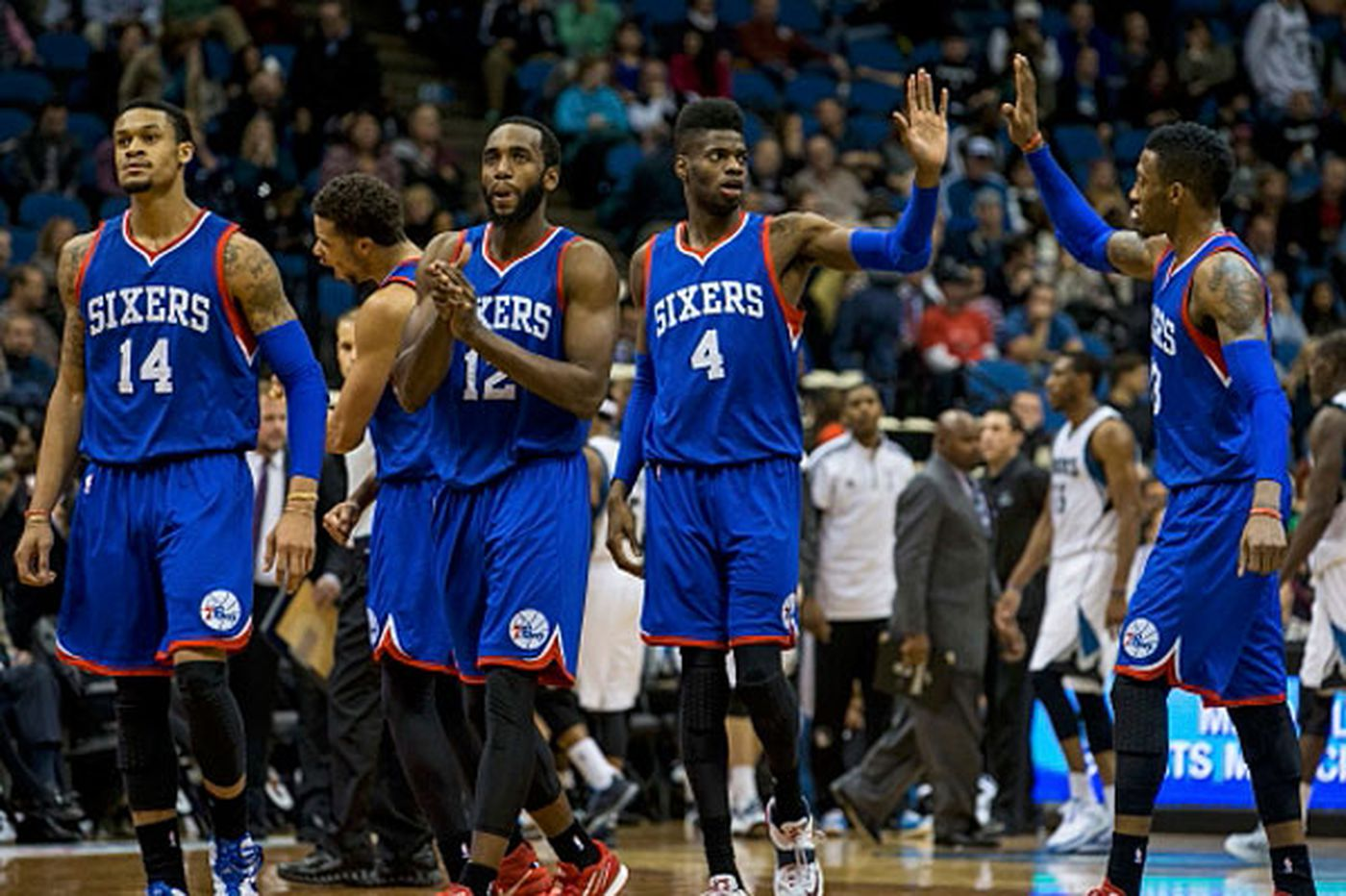 Will success spoil the Sixers?