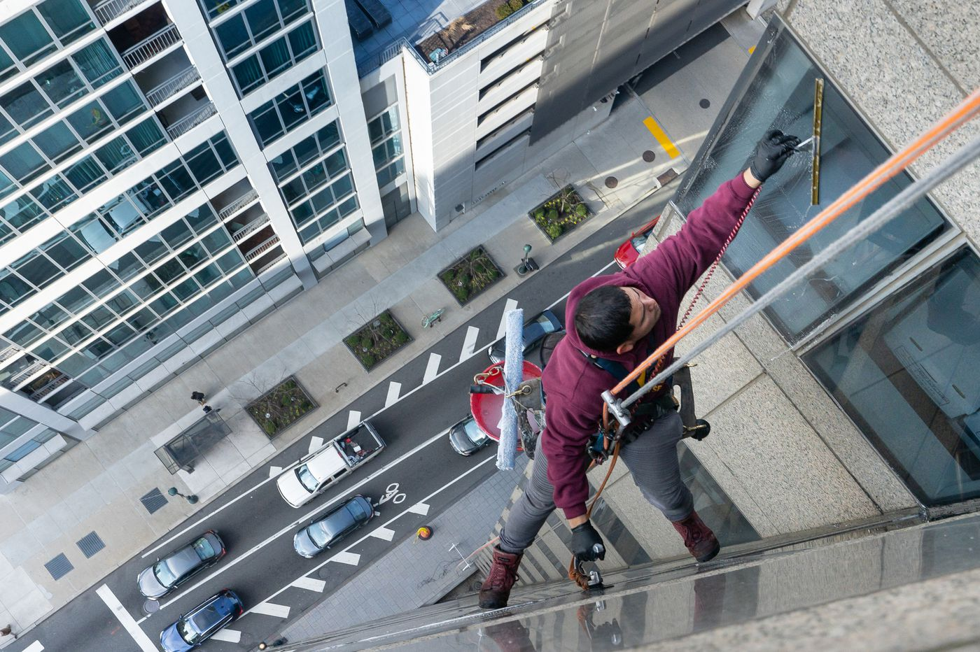 Why this 85-year-old window-washing business relocated to Philadelphia from Jenkintown