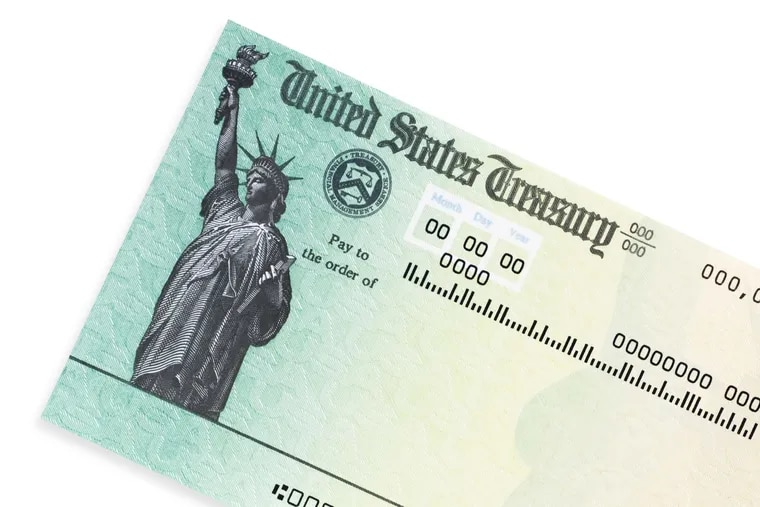 New stimulus checks should go out a few weeks after President Trump signs the bill. (Dreamstime/TNS)