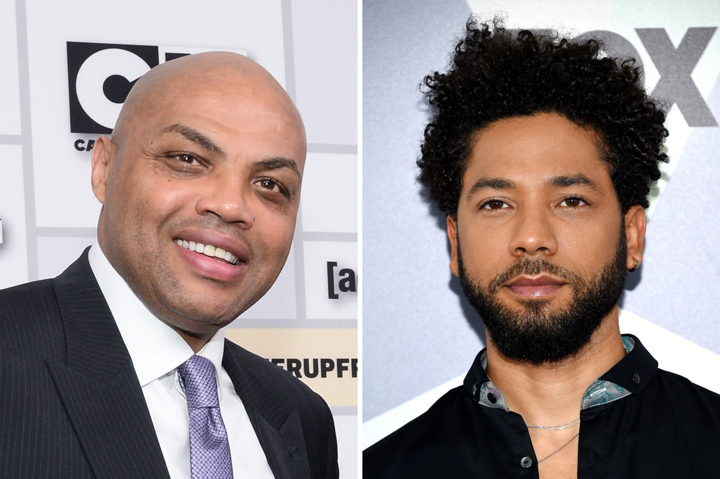 Charles Barkley went off on 'Empire' star Jussie Smollett: 'Get cash, man'
