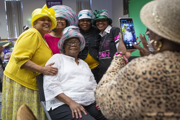 She beat cancer twice and saved a historic Philly hat factory. Now, she's tipping her hat to survivors