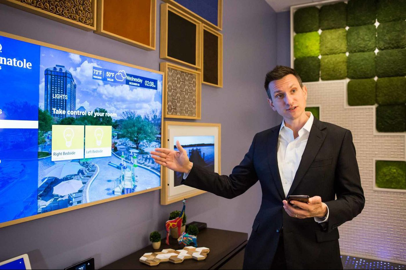 Hilton experiments with the future of hospitality at its Innovation Gallery