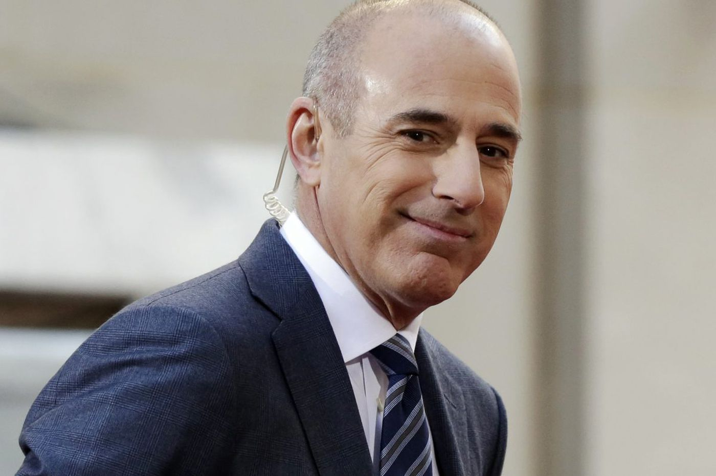 NBC 'Today' host Matt Lauer fired over allegation of 'inappropriate sexual behavior'