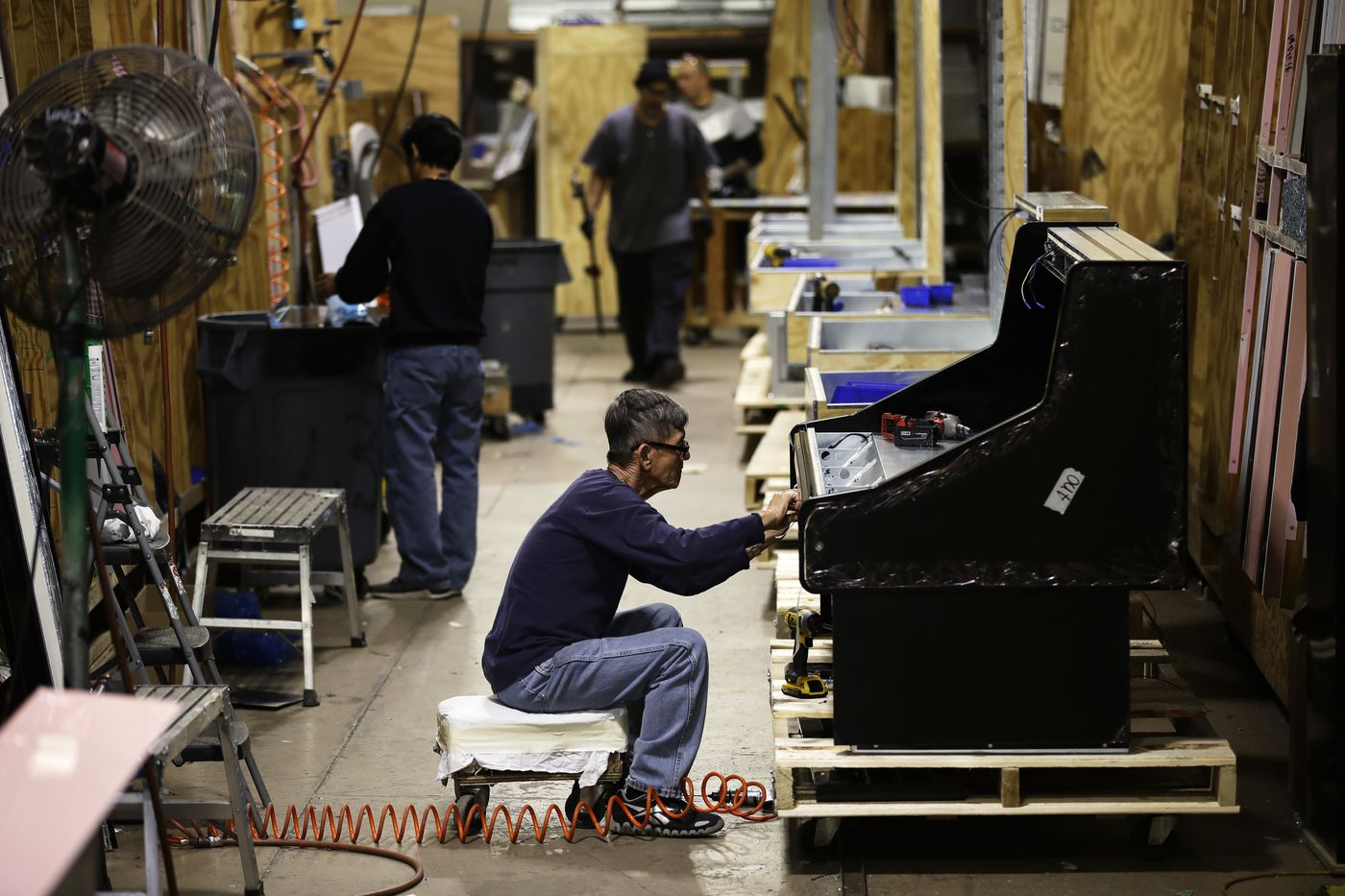 The Blue Collar Caucus is actually working for blue-collar Americans | Opinion
