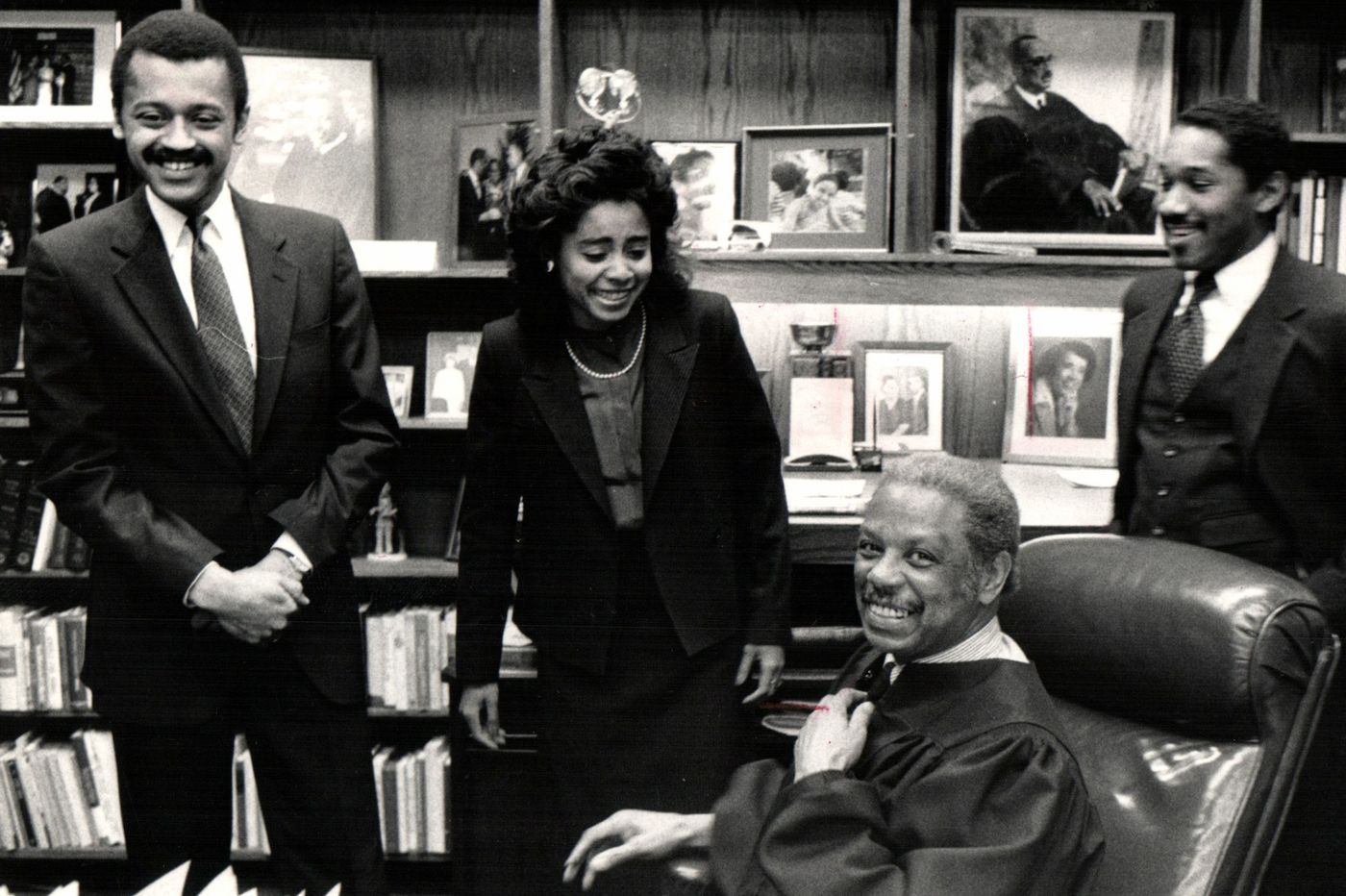 Legacy of black judges matters, but Philly didn't elect any   Opinion