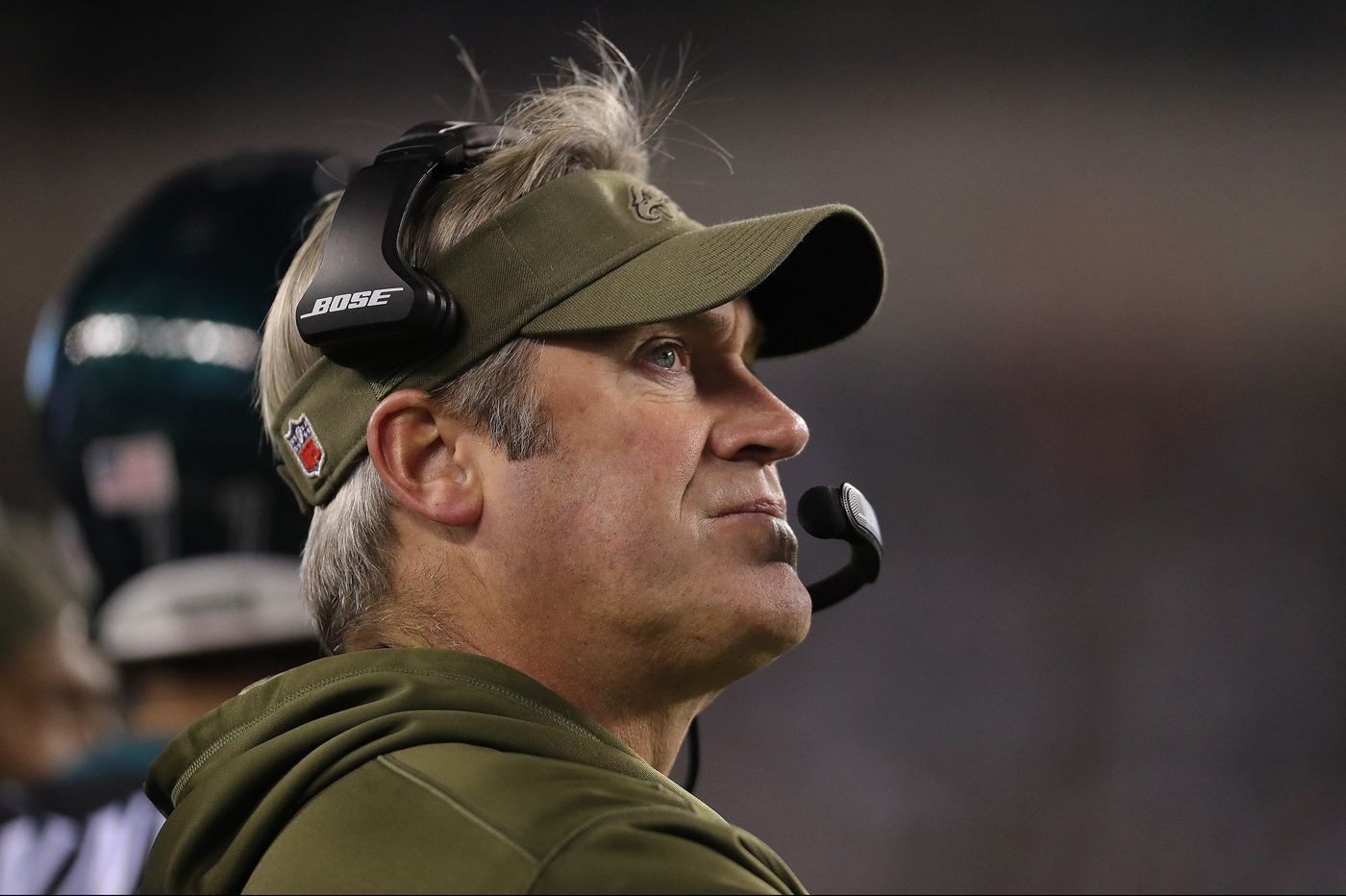 The Eagles were shooting for a 'new norm.' They might yet hit a new low.   Mike Sielski
