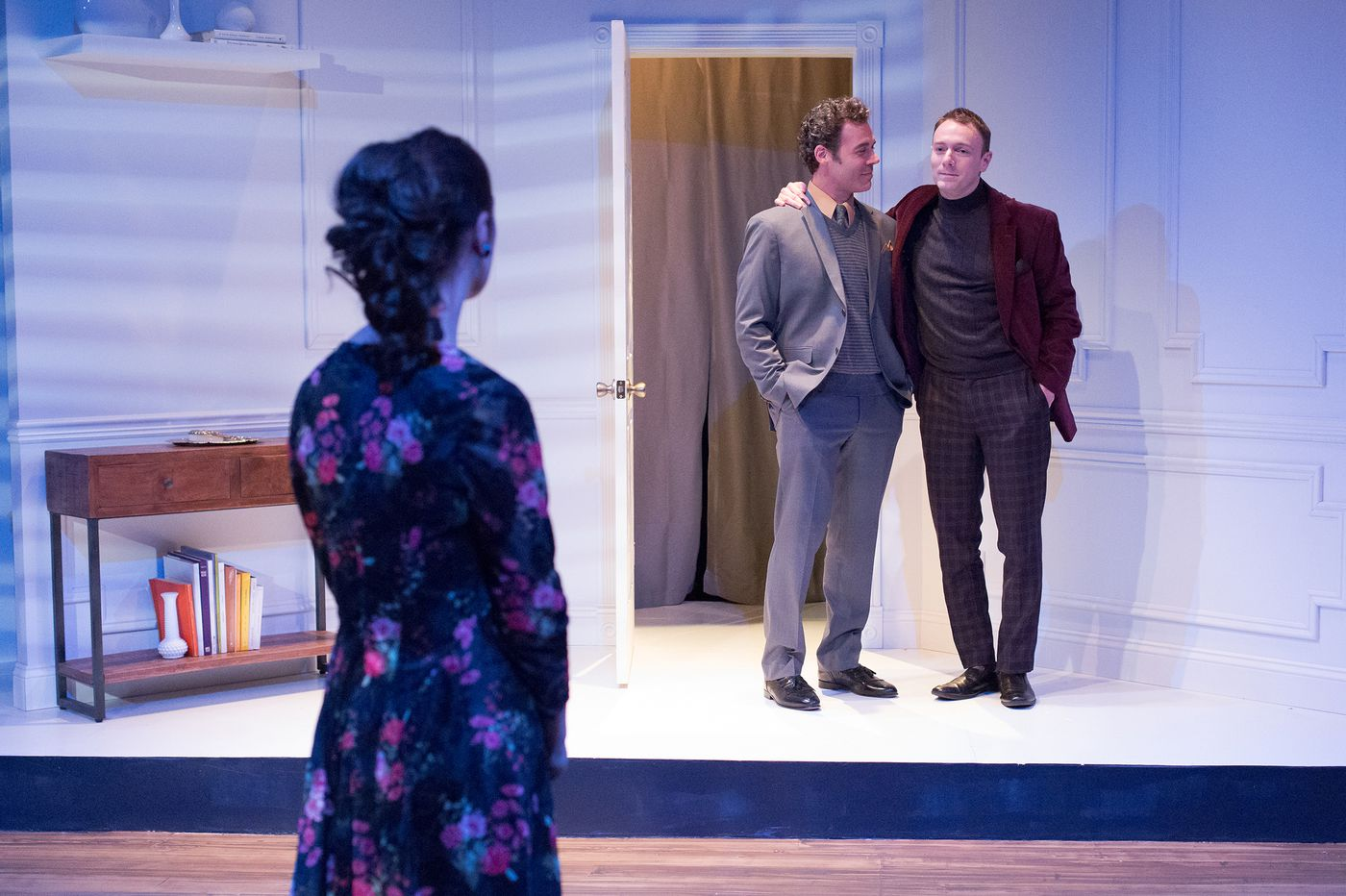 'Betrayal' at the Lantern: A subtle, powerful rendition of Harold Pinter's delicious, sinister love triangle