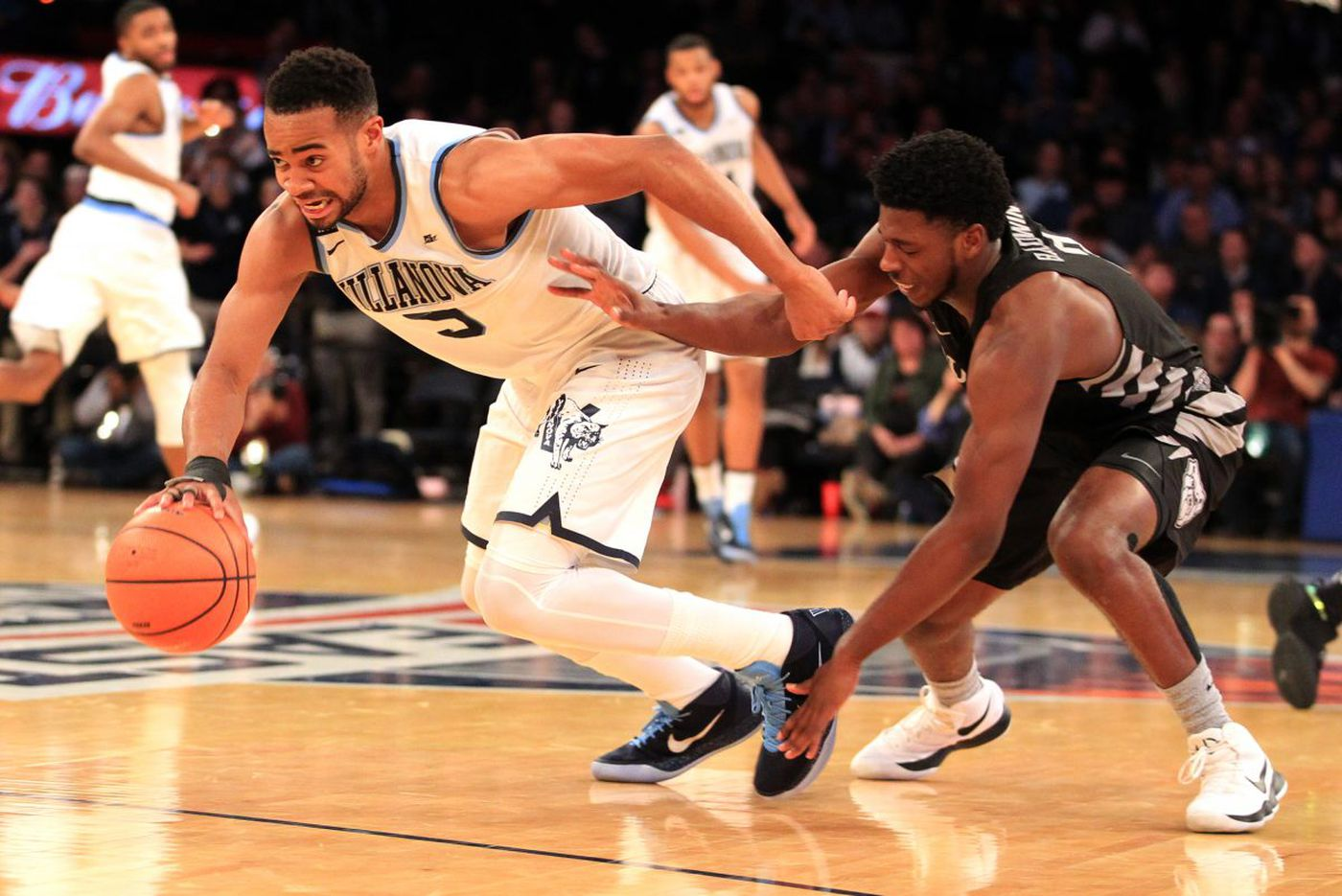 Phil Booth's leadership and experience a key for Villanova