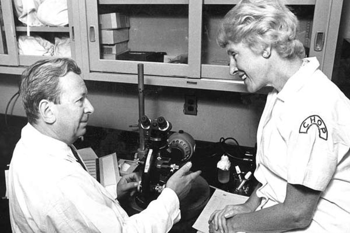 Couple's virology research at Penn was pioneering