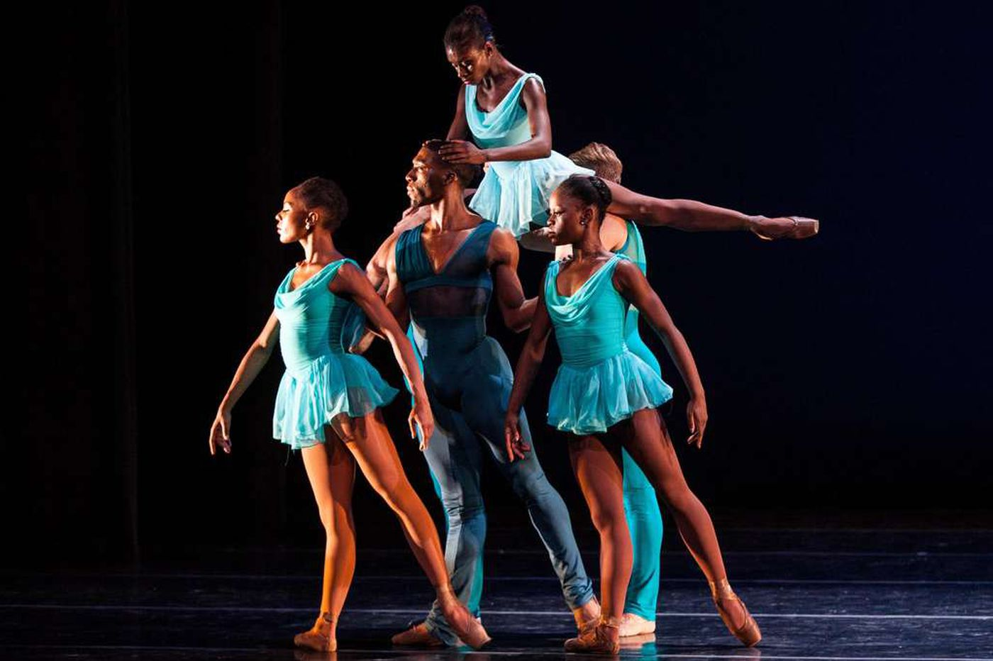 Dance Theatre of Harlem on road back