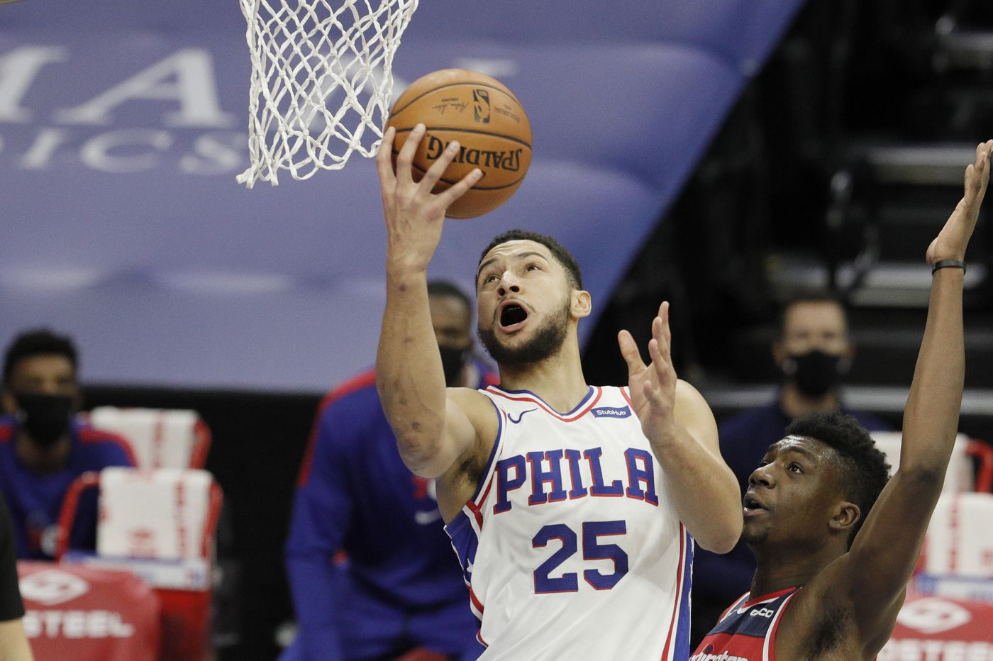 NBA fines Sixers $25,000 for leaving Ben Simmons off Saturday's injury report