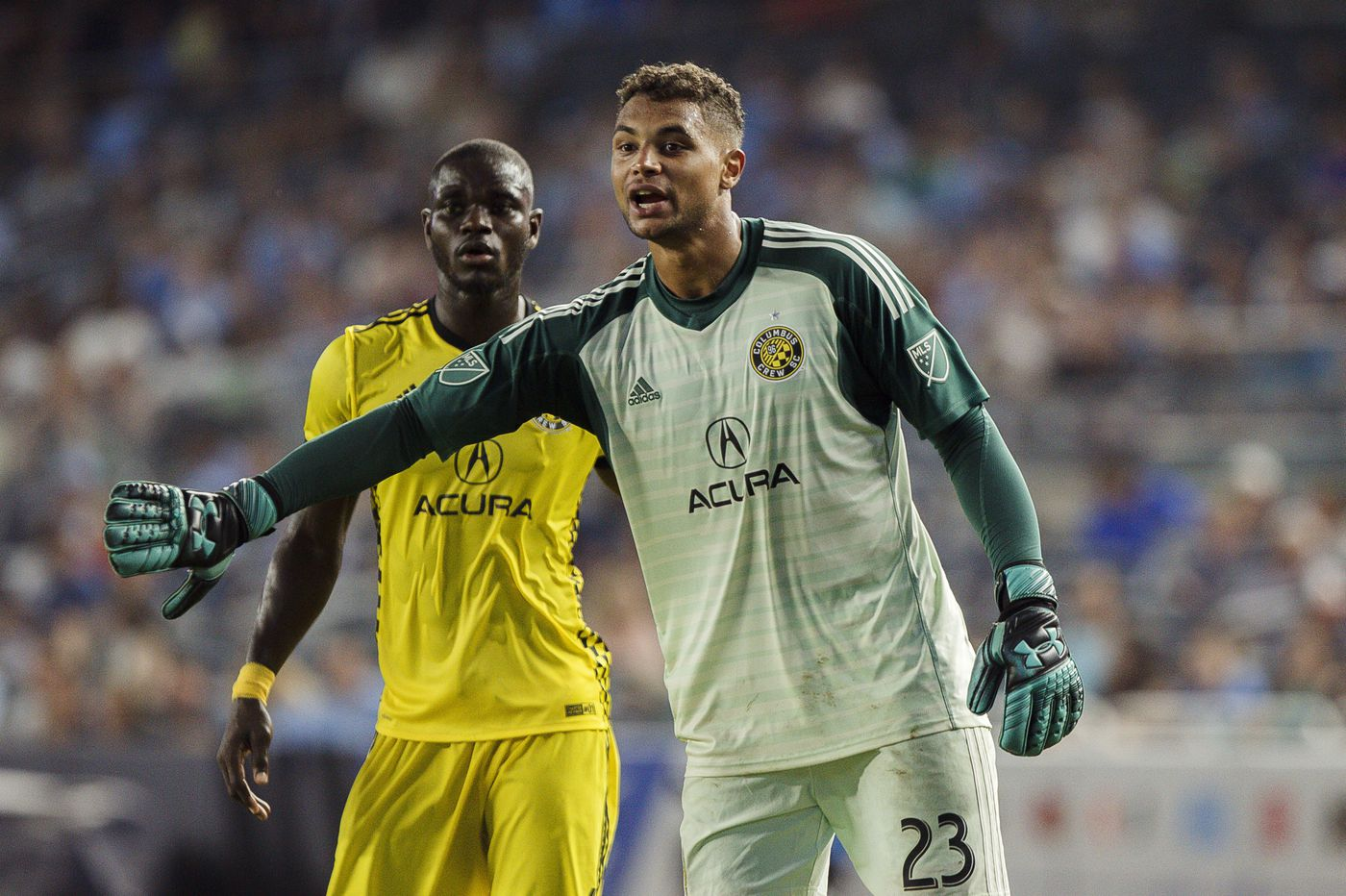 Zack Steffen in latest USMNT roster; he'll miss only game at Union before Man City move
