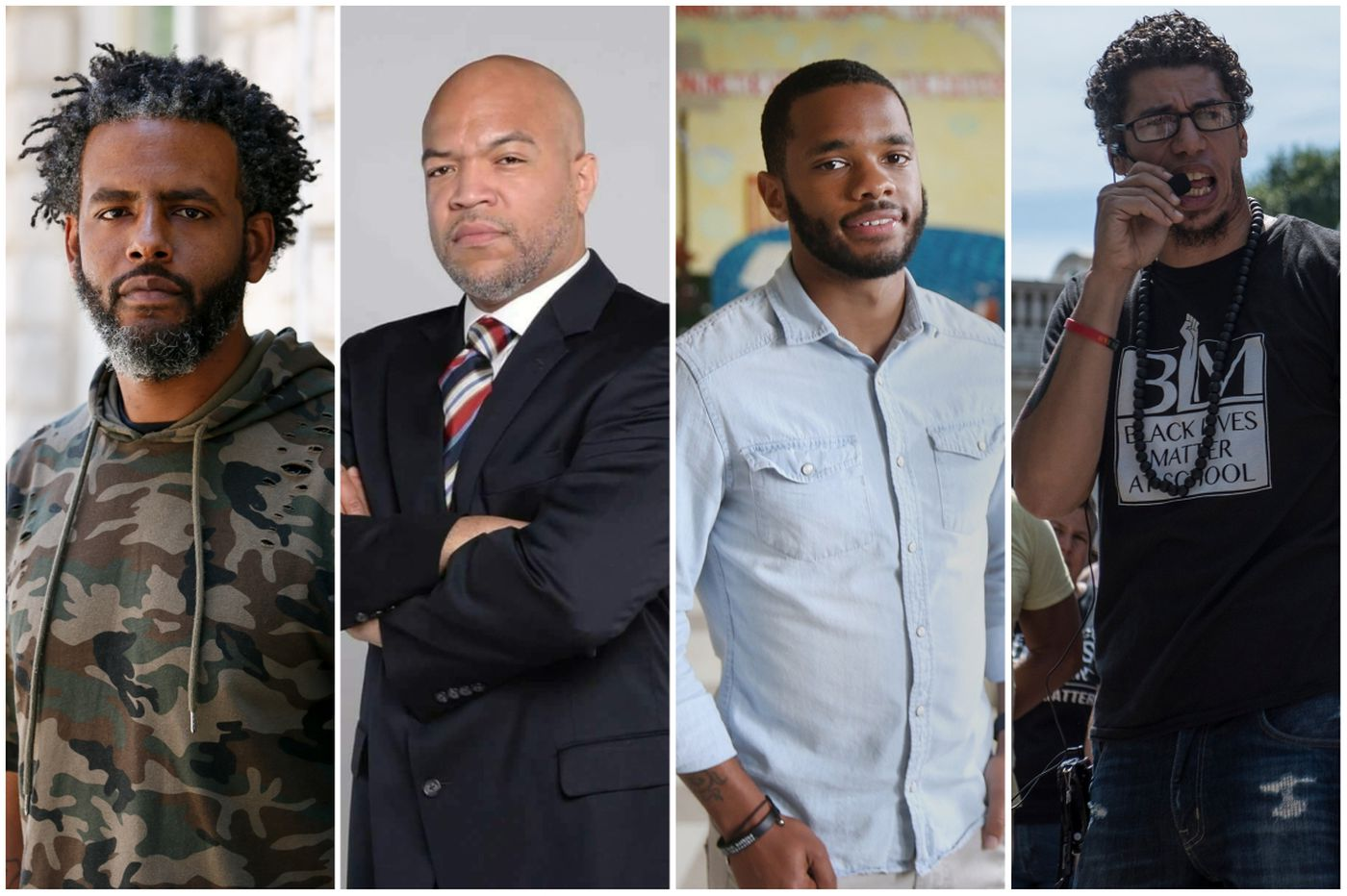 Four black, male Philly educators — all victims of racial profiling — tell their stories