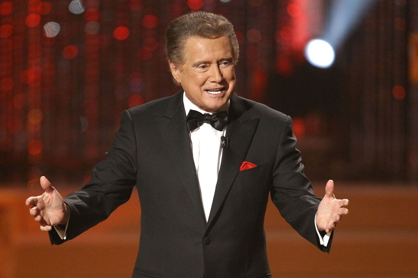 Regis Philbin, television personality and host, dies at 88