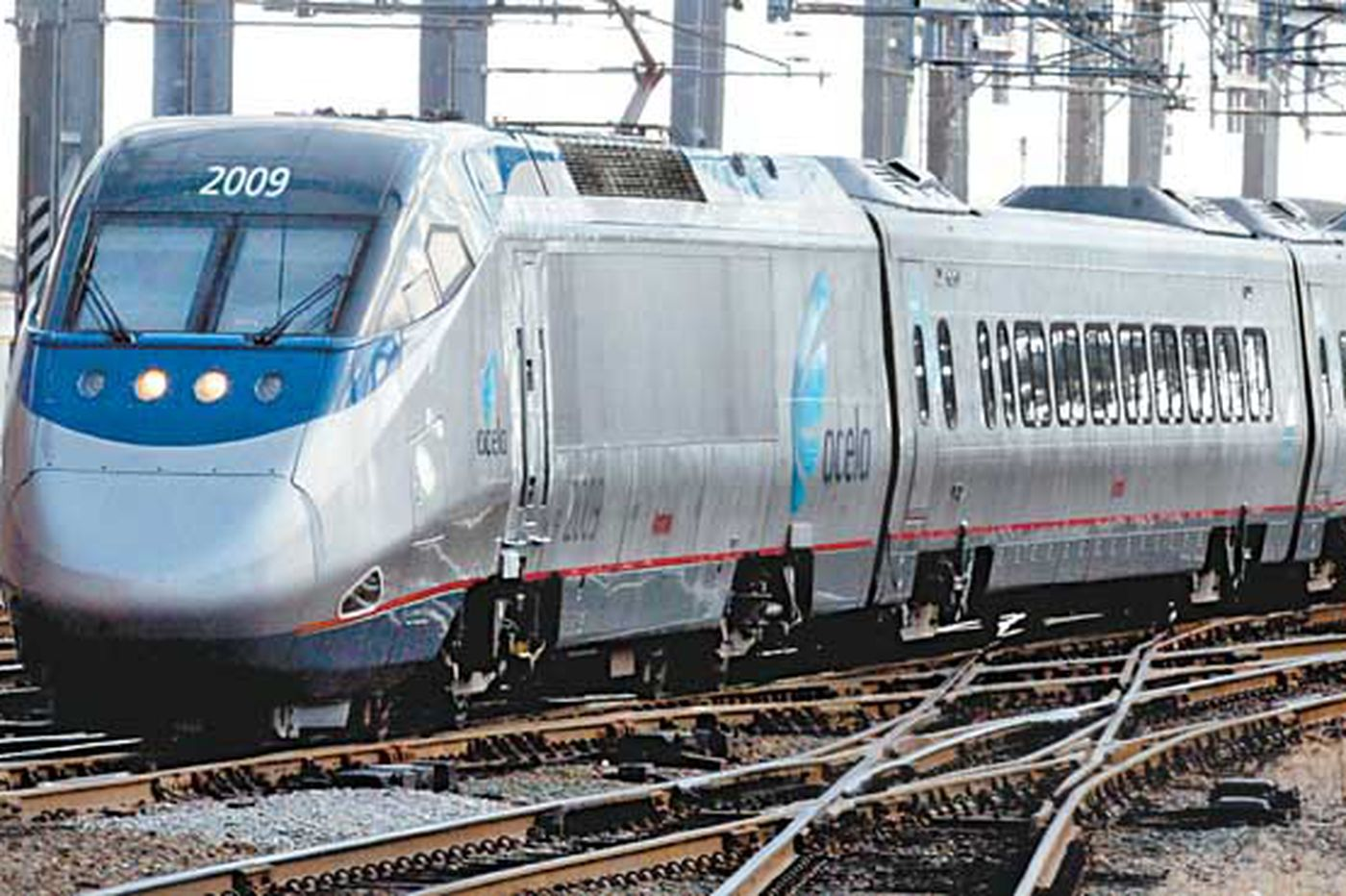 Amtrak skips Philly with new non-stop Acela train from New York to Washington