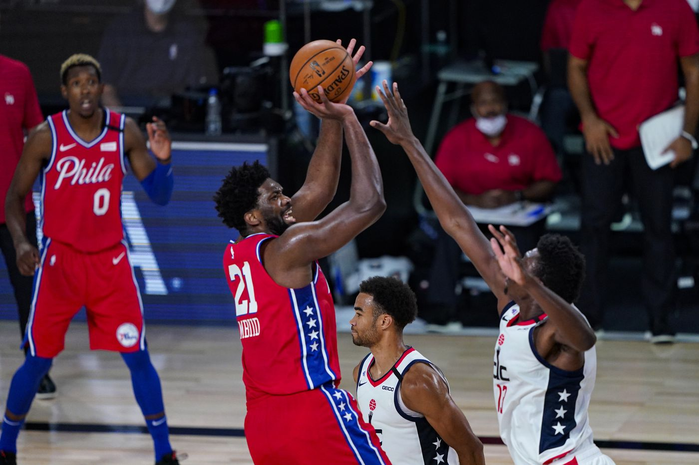 Sixers need Joel Embiid 'to go to even a higher level' with Ben Simmons sidelined | Off the Dribble