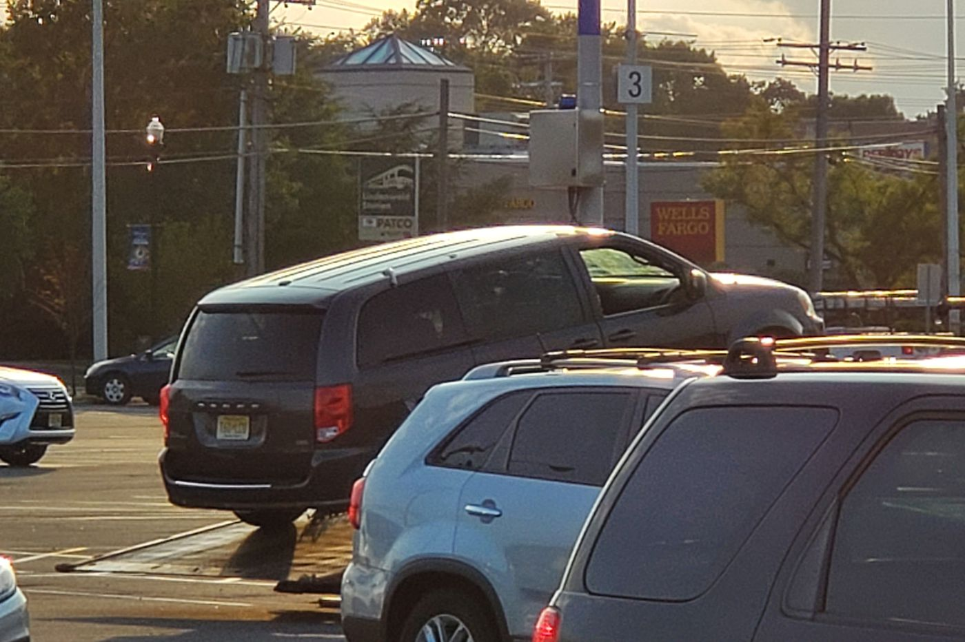911 caller: Toddler left in van at PATCO station 'turning blue and black'