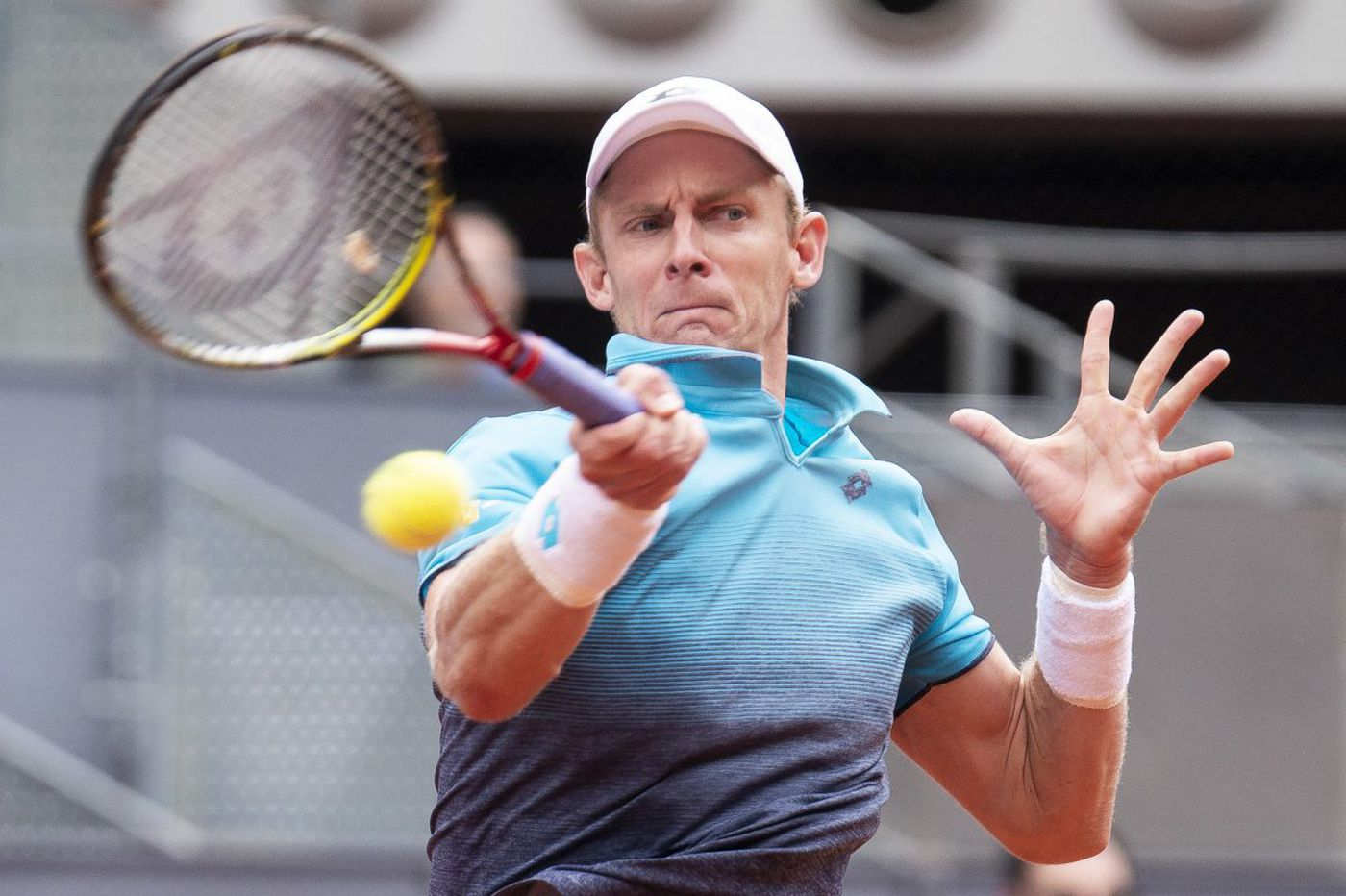 Philadelphia Freedoms' Kevin Anderson making waves in best stretch of career
