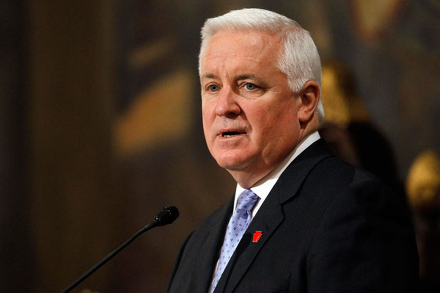 A getaway with Gov. Corbett raises questions of influence and special interests