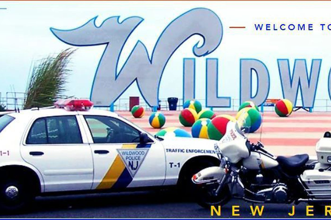Wildwood officer under investigation after video shows him punching male on the ground