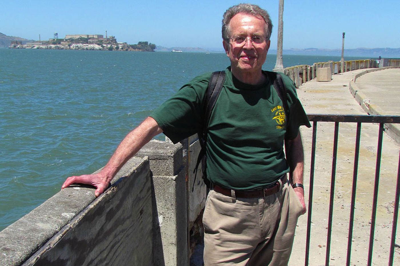 Bruce Brotzman, 73, partner in payroll firm and runner