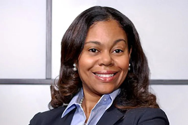 Regina Hairston, president of the African-American Chamber of Commerce of PA NJ & DE
