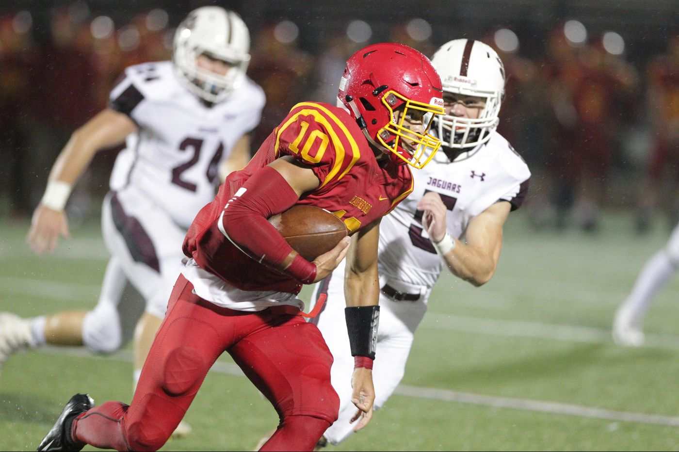 Friday Football preview: Haverford High seeks to halt District 1 playoff woes