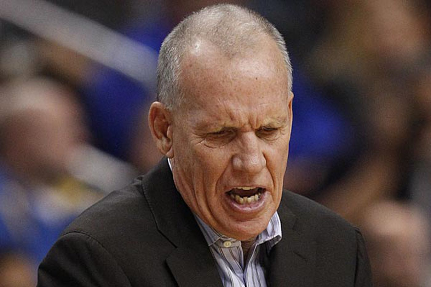 76ers coach Doug Collins misses sub-stantial contributions