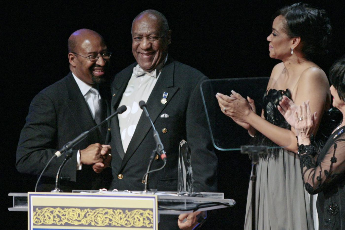 Bill Cosby's Marian Anderson Award rescinded
