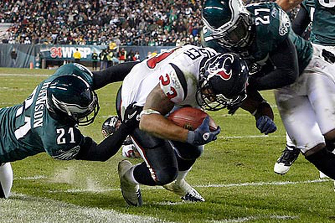 Paul Domowitch: Eagles need to shore up red-zone defense