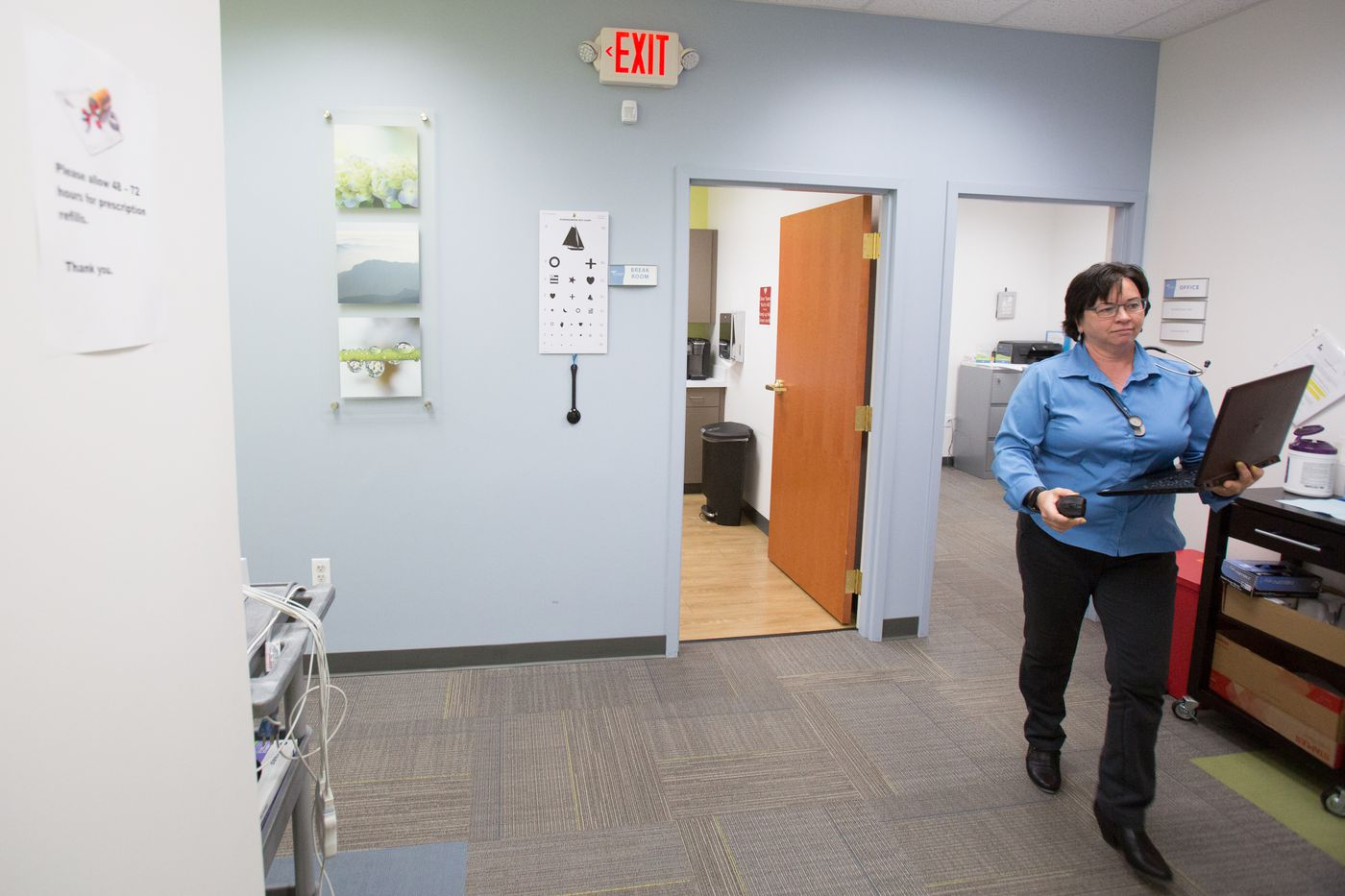 Chip-maker Utz opened a primary-care clinic to help