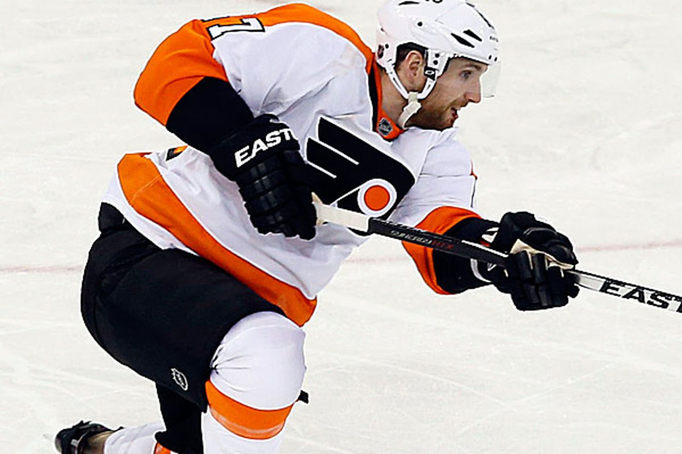 Flyers' defensemen have also been opportunistic on offense