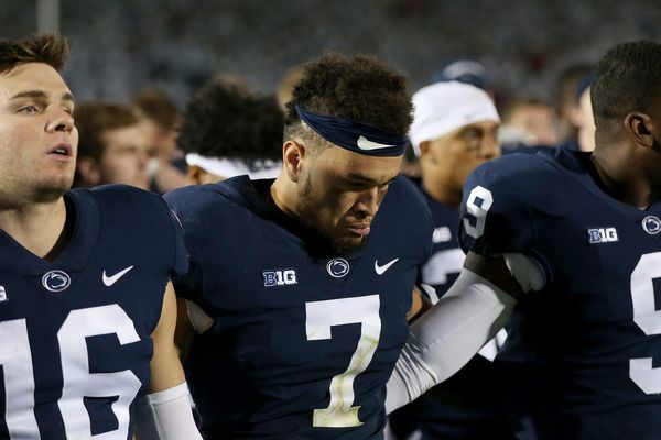 Penn State's Koa Farmer's battle for playing time with Micah Parsons has led the senior to reach his 'full potential'
