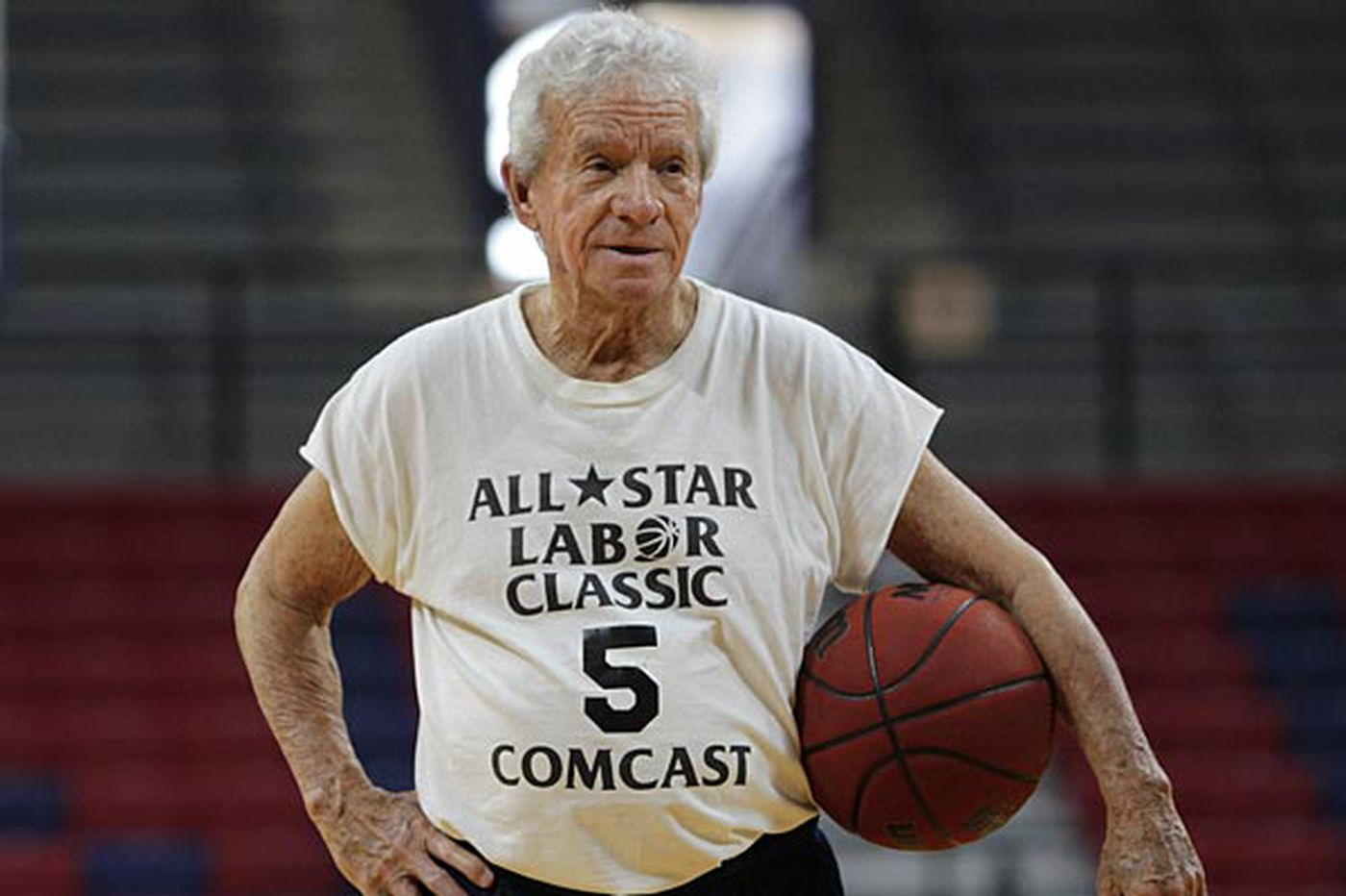 Jack Scheuer was the Palestra's all-time scorer, and so much more   Mike Jensen