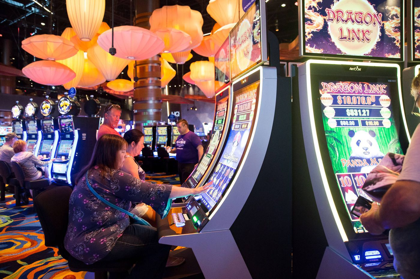 N.J. gaming revenue up 12.8% thanks to internet, sports betting, new casinos