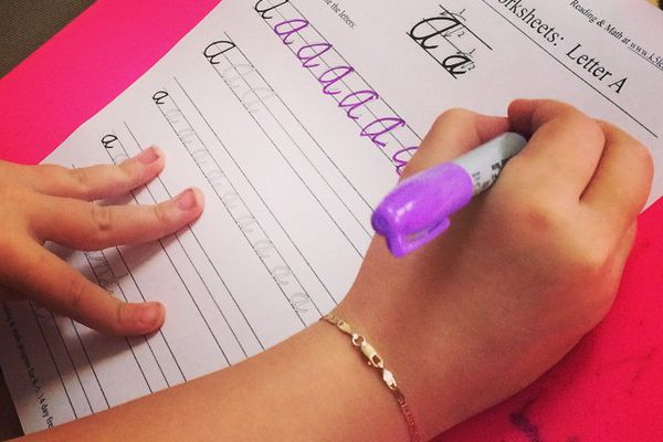 New Jersey legislator introduces bill that would require students to learn cursive