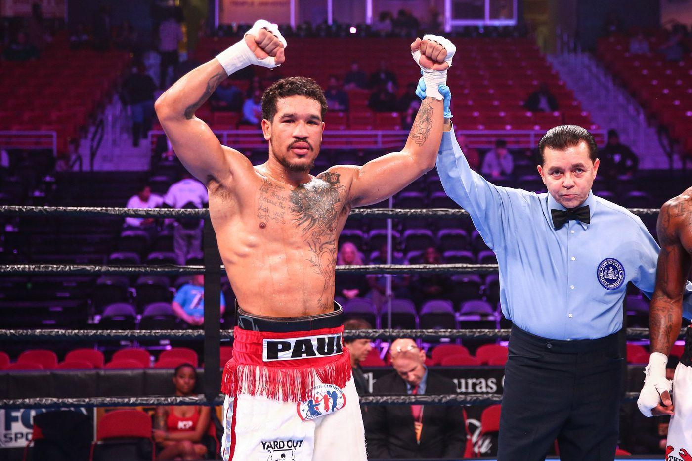 Philly boxing prospect Paul Kroll defeats Luke Santamaria via unanimous decision in first big test