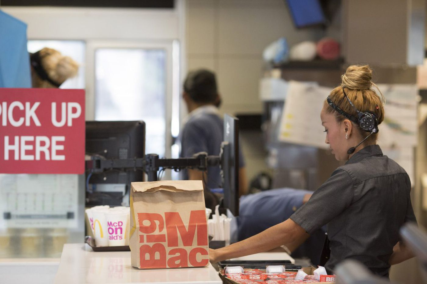 McDonald's tech updates have some workers jumping ship