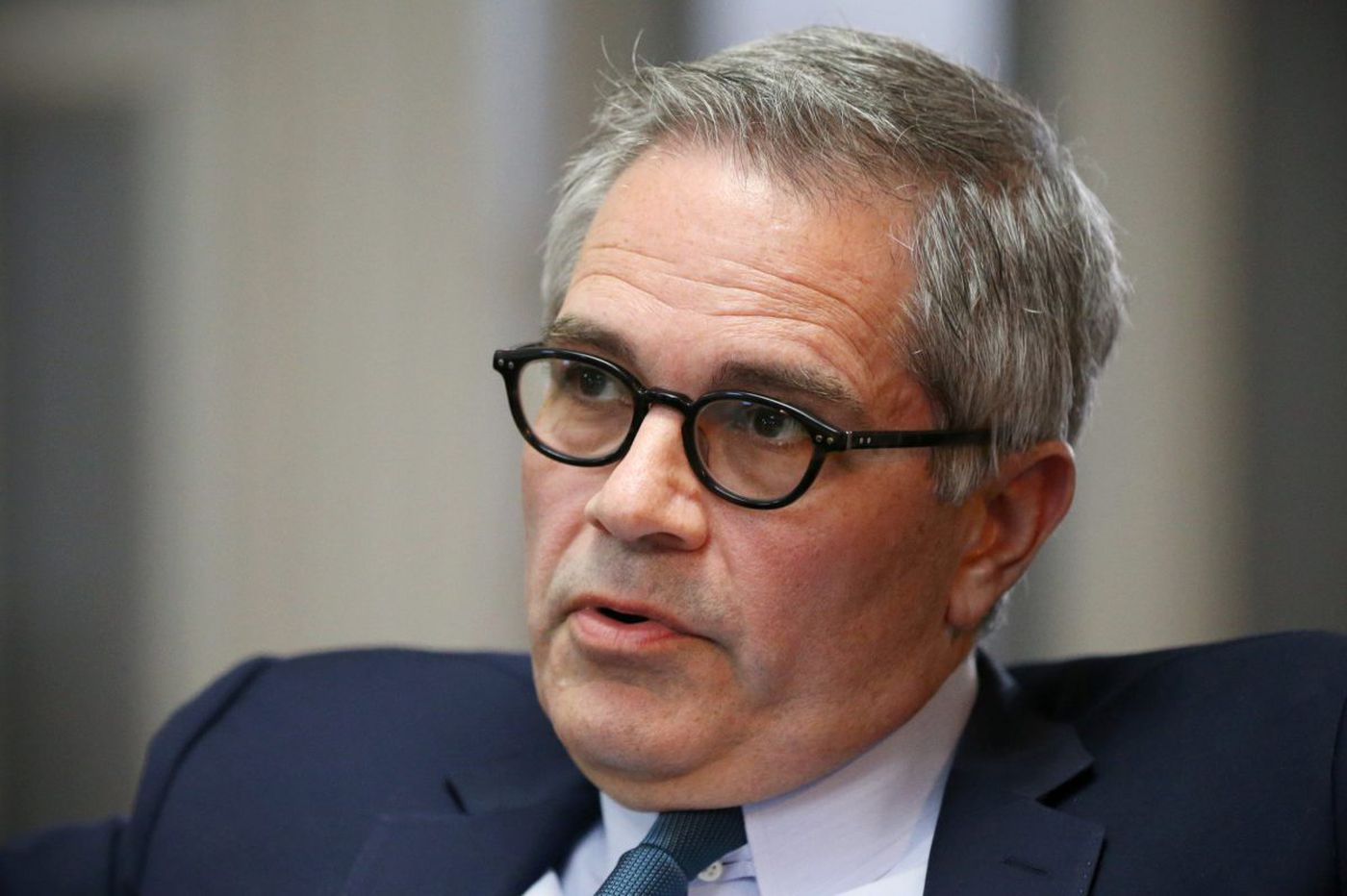Krasner dismisses 31 from Philly DA's Office in dramatic first-week shakeup