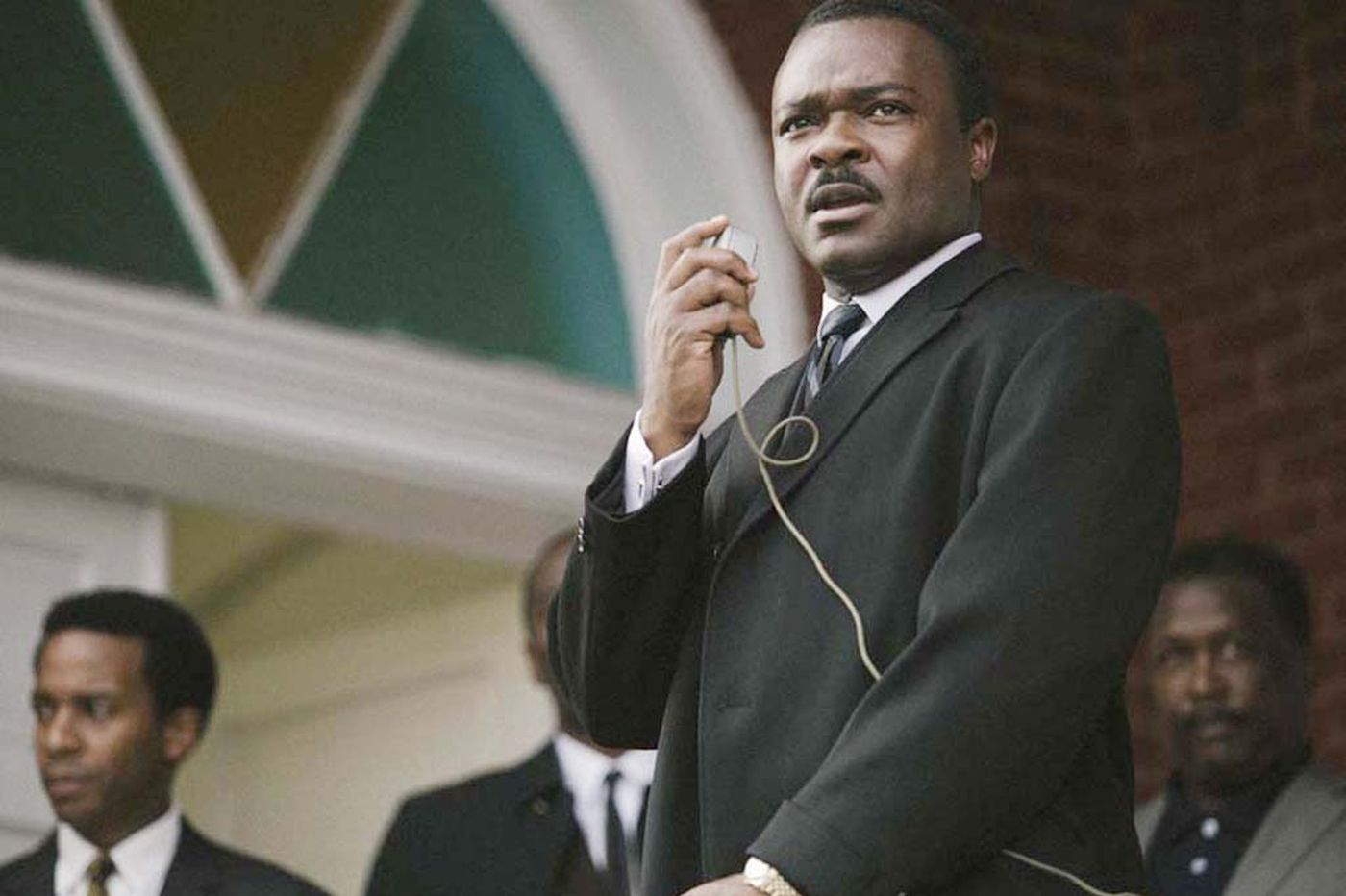 'Selma': A clear sense of the mission and the man