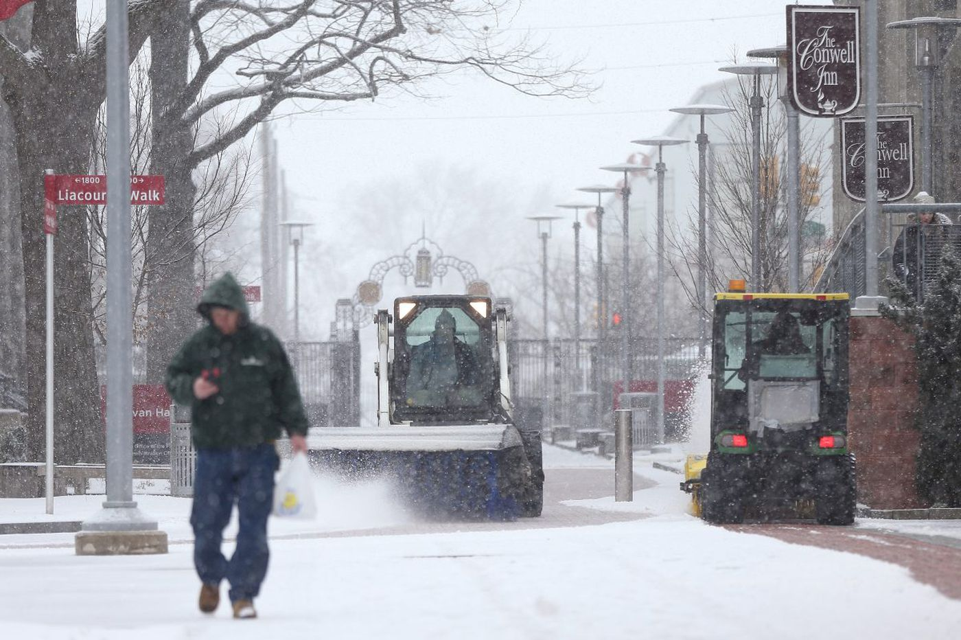 Philadelphia weather: Latest updates from the day after the