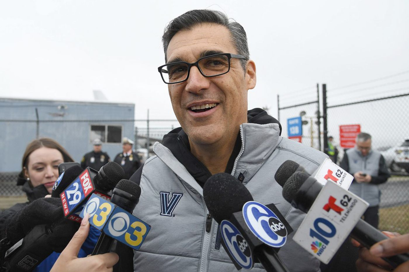 For Jay Wright, Villanova's success comes with some uncertainty